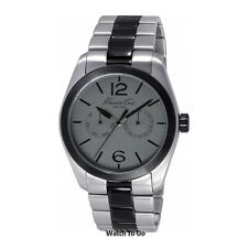 NEW KENNETH COLE WATCH for Men * Two Tone * Day / Date Sub-Dials * KC9365