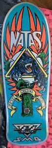 SMA Natas Kaupas Prismatic Foil Blind Bag Skateboard Deck 10.5 x 30.125
