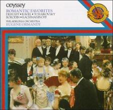Philadelphia Orchestra Clair De Lune CD
