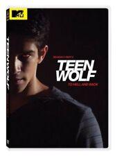 TEEN WOLF-TO HELL & BACK - SEASON 5 PART 2 [DVD-2015, 3 DISC BOX SET] REGION 1