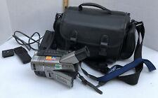 Sony Ccd-Trv57 8mm Video8 Xr Camcorder Player Camera Video Handycam, Remote, Bag