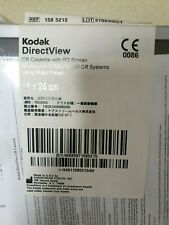 Cr Cassette with Pq Screen for Kodak Direct View Cr System 18x24cm