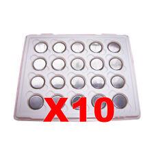 10 Batteria Pile Batterie Bottone Alcaline 3V CR2032 785863 cd