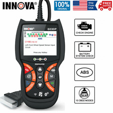 Automotive ABS BMS Reset Car Check Engine OBD2 Scanner Diagnostic Code Reader