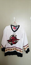 ATLANTA GLADIATORS AUTOED ECHL CCM HOCKEY JERSEY SIZE SMALL  ADULT