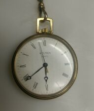Accutron Pocket Watch Bulova