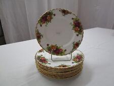 496#  9  KUCHENTELLER  TELLER   Royal  Albert  OLD COUNTRY ROSES  18  cm