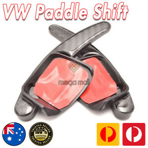 Carbon Steering Wheel Shift Paddle Extension For VW Golf 7 R-line GTI POLO MA