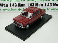 Coche Unvergessliche 1/24 Salvat: Seat 124L (1969)