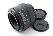 [MINT] Sigma AF Macro 90mm f/2.8 Lens from Minolta Sony a mount Japan #S2136