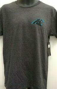 Carolina Panthers Short Sleeve NFL T- Shirt Adult Men's XXL Free Ship