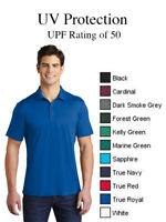 Sport Tek ST520 Moisture Wicking UV Protection Performance Polo UPF 50