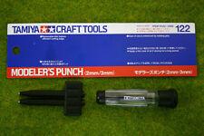 Tamiya Modelador De Punch (2mm/3mm) 74122