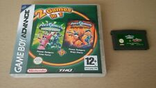 POWER RANGERS : TIME FORCE & NINJA STORM - Nintendo Gameboy Advance Game GBA