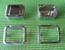 PAIR 1963-70 Plymouth Dodge Chrysler Convertible Rear Panel Ash Tray A B C body