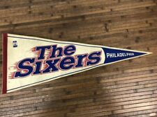 """Philadelphia 76ers Pennant Full Size 12"""" X 30"""""""