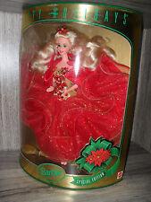 Una Muñeca Barbie happy holidays special edition Mattel NRFB
