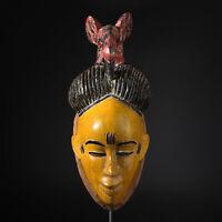11337 Fine Mask Gouro Elfenbeinkuste Bird Guru