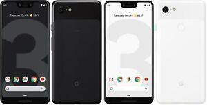"Google Pixel 3 XL 64GB 6.3"" 4G LTE Factory Unlocked Smartphone G013C - Grade A+"