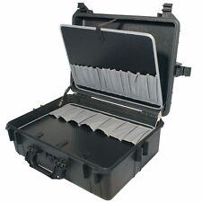 Outdoor Sanitär Handwerker Lehrlings Werkzeug Koffer Kiste Tool box case 61487
