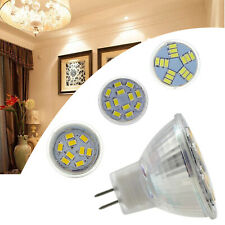 LED Spotlight Bulbs MR11 5730 SMD 12V 10W 15W 20W Halogen Replacement Lamps SS65
