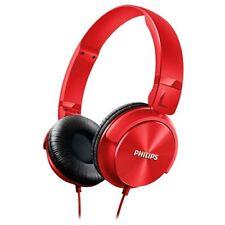 Auriculares Philips Shl3060rd rojo