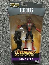 Marvel Legends Avengers Infinity War-Thanos BAF-Iron Spider-Man Action Figure