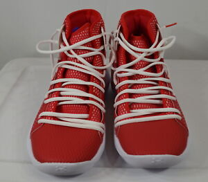 Under Armour Sneakers Men's 11.5 HOVR Havoc High Red NWOT