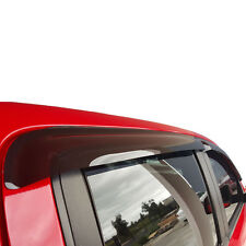 Nissan Patrol Y62 (2012-Current) Weather Shield Set of 4 Custom Slimline Tinted