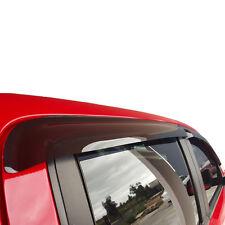 Nissan Patrol GU (1998-2016) Custom Fit - Tinted Slim Weather Shield - Set of 4