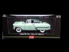 1953 Chevrolet Belair  GREEN 1:18 SunStar 1604