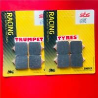 BMW S 1000 RR 08  > 18 Front SBS Race Sinter Brake Pads OE QUALITY 870RS