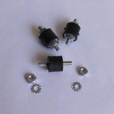 Wurlitzer 3200 3210 3300 3310 Jukebox Turntable Motor Mount - Set of 3