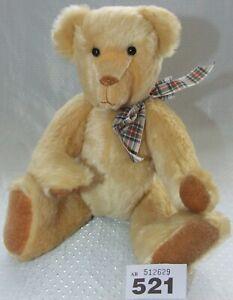 OOAK teddy bear, 13 inches. W521