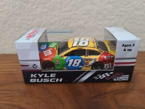 2018 #18 Kyle Busch M&M's Standard Scheme 1/64 Action NASCAR Diecast