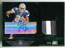 2004 Leaf Limited JULIUS JONES Auto 3 Color Patch RC Rare Dallas Cowboys SP /150