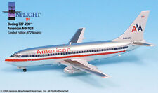 InFlight200 American Airlines 1988 N461GB Boeing 737-200 1:200 Scale Diecast