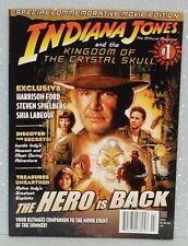 Indiana Jones Kingdom Of the Krystal Skull Magazine #1
