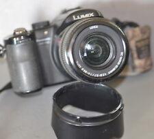 Panasonic LUMIX DMC-FZ50 10.1MP Digital Camera with Leica Lens - Black