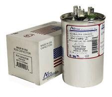 45 + 7.5 uF Mfd x 370 / 440 Vac Motor Run Capacitor AmRad Usa2233 - Made in Usa