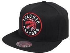 Mitchell & Ness NBA Toronto Raptors 348VZ Easy Three Digital XL Snapback Cap New