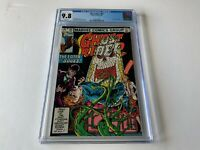 GHOST RIDER 80 CGC 9.8 WHITE PAGES EATER OF SOULS COOL COVER MARVEL COMICS 1983