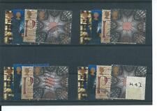 Gb-Conmemorativas - 2000-M23-cuatro conjuntos-Espíritu Y Fe-Nov-Usado