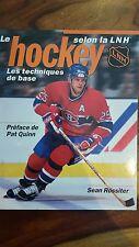 1996  ' Le hockey selon la LNH' (french) - hockey techniques