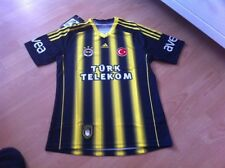 Fenerbahce Istanbul Fussballtrikot gelb-sw Gr. 164/ neu/