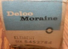 New NOS Part # 5452784 GM Delco Moraine Fuel Filter Element 57 1957 Buick