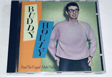 Buddy Holly From The Original Master Tapes Rock Music Cd 3H