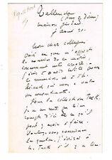 L'HISTORIEN D'ART ANDRE MICHEL CONSERVATEUR AU LOUVE ET LA COLLECTION TUCK