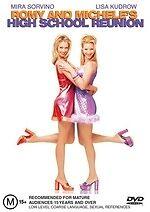 Romy And Michele's High School Reunion * NEW DVD * Lisa Kudrow Mira Sorvino