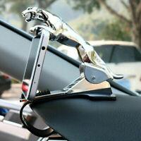 Car Leopard Dashboard Phone Holder 360 Degree Phone Mount Clip GPS Stand Bracket